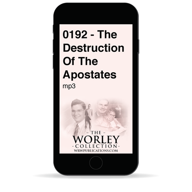 0192 - The Destruction Of The Apostates