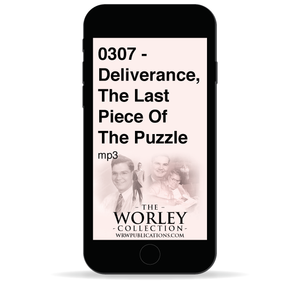 0307 - Deliverance, The Last Piece Of The Puzzle
