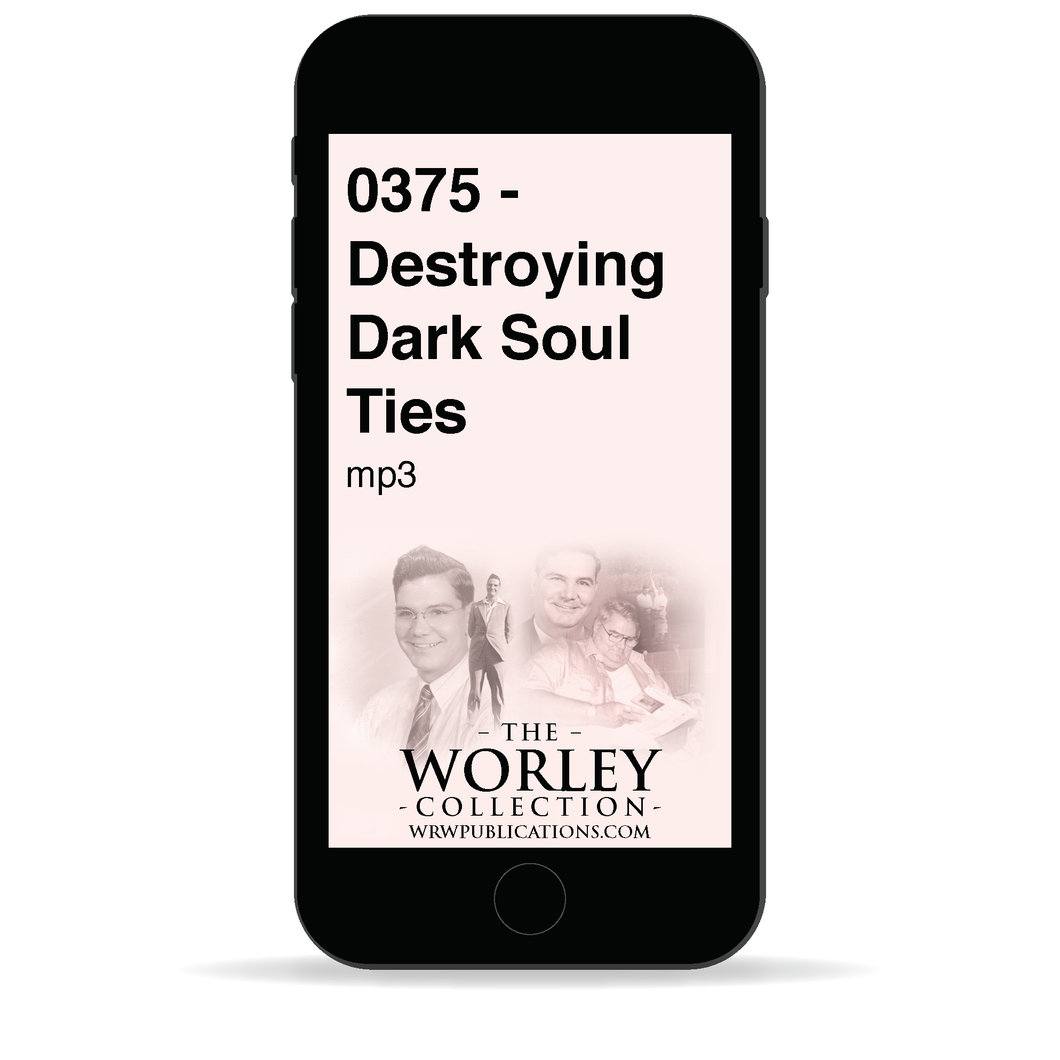 0375 - Destroying Dark Soul Ties