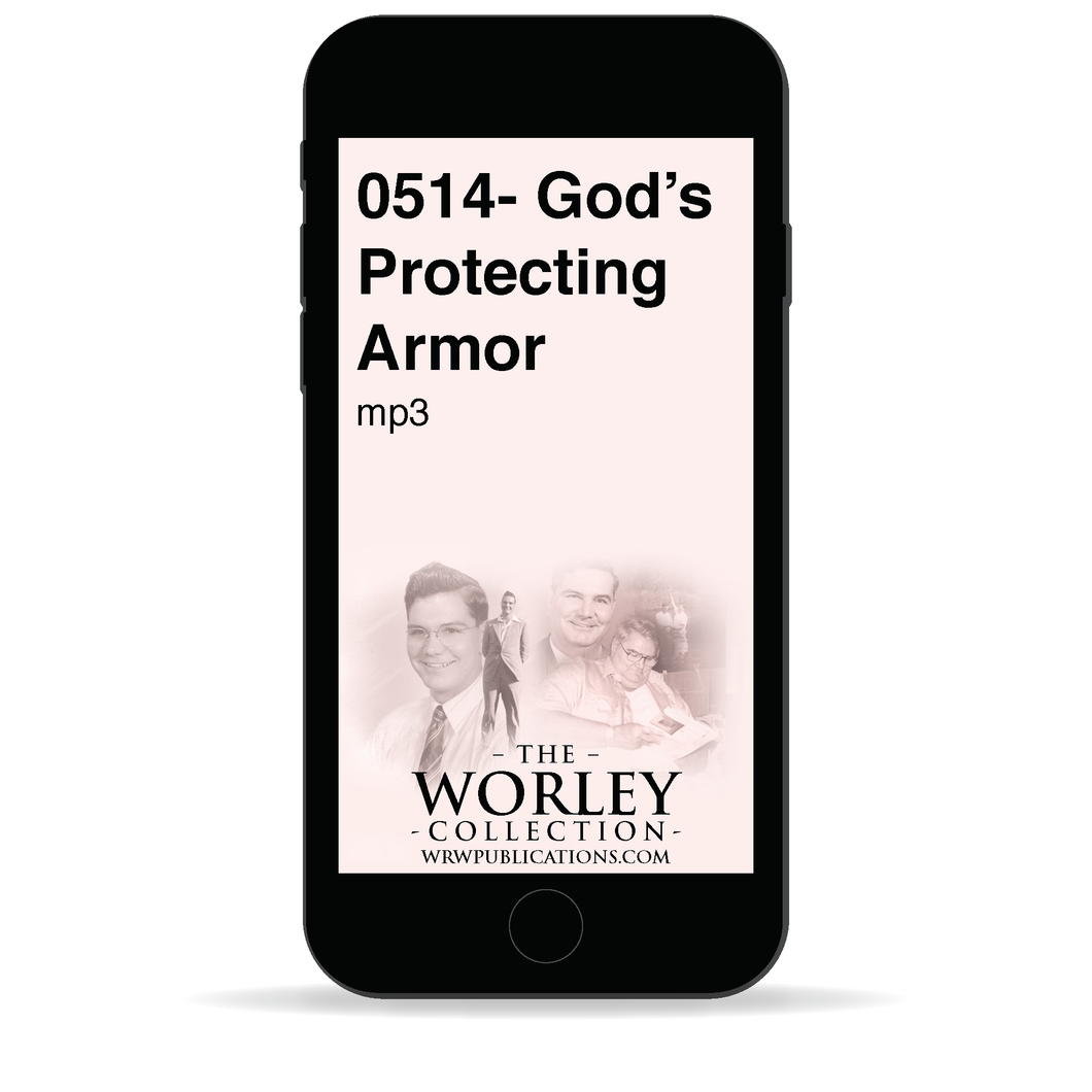 0514- God's Protecting Armor