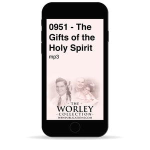 0951 - The Gifts of the Holy Spirit