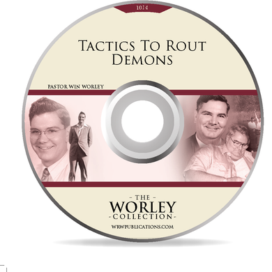 1014 - Tactics to Rout Demons (DVD)