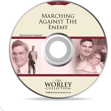 1045: Marching Against The Enemy (DVD)