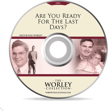 1066: Are You Ready For The Last Days?  (DVD)