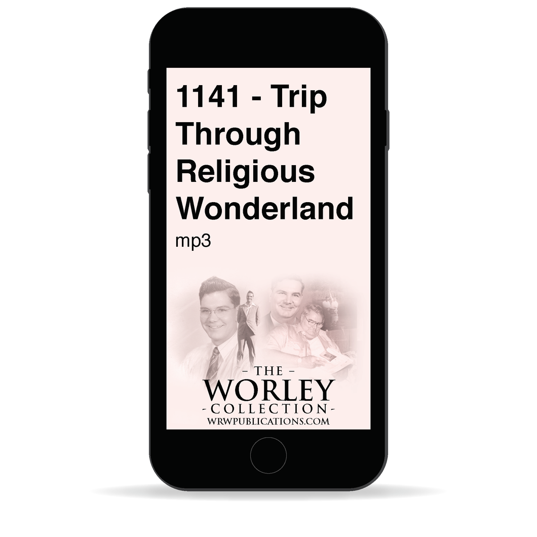 1141 - Trip Through Religious Wonderland