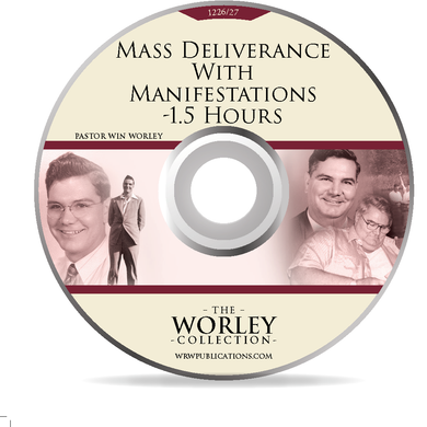 1226/27: Mass Deliverance With Manifestations -1.5 Hours