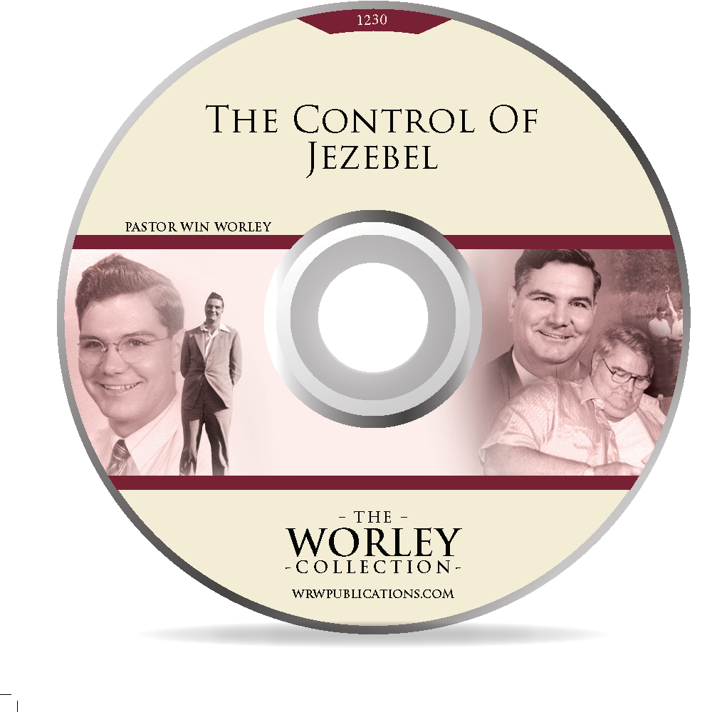 1230: The Control Of Jezebel (DVD)