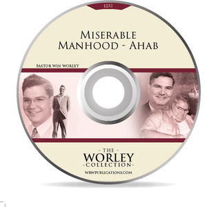 1232: Miserable Manhood - Ahab  (DVD)
