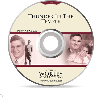 1244: Thunder In The Temple  (DVD)