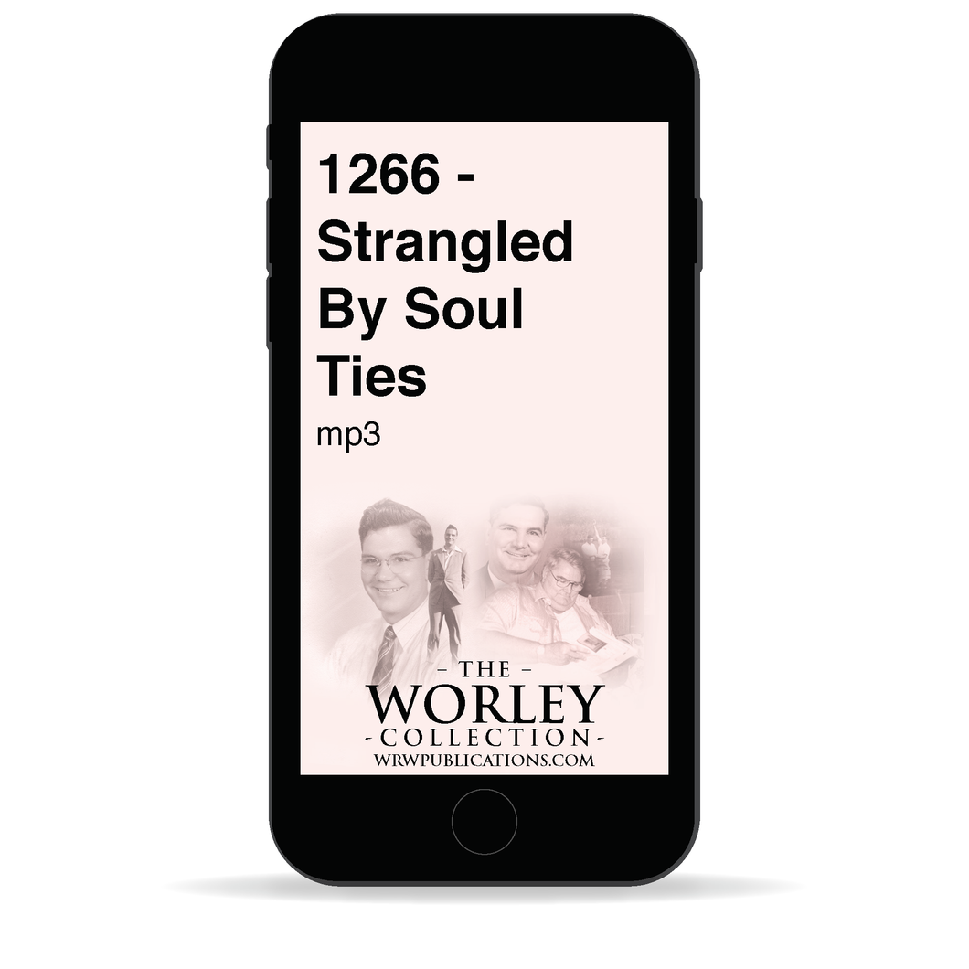 1266 - Strangled By Soul Ties