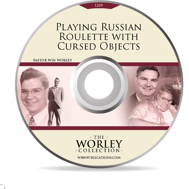 1269: Playing Russian Roulette with Cursed Objects (DVD)