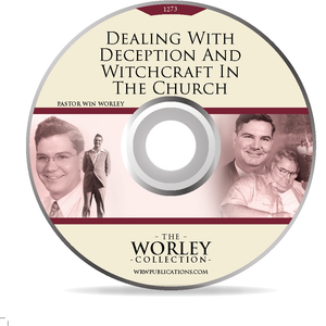 1273: Dealing With Deception And Witchcraft In The Church (DVD)