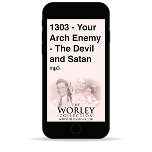 1303 - The Arch Enemy, the Devil and Satan