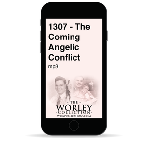 1307 - The Coming Angelic Conflict