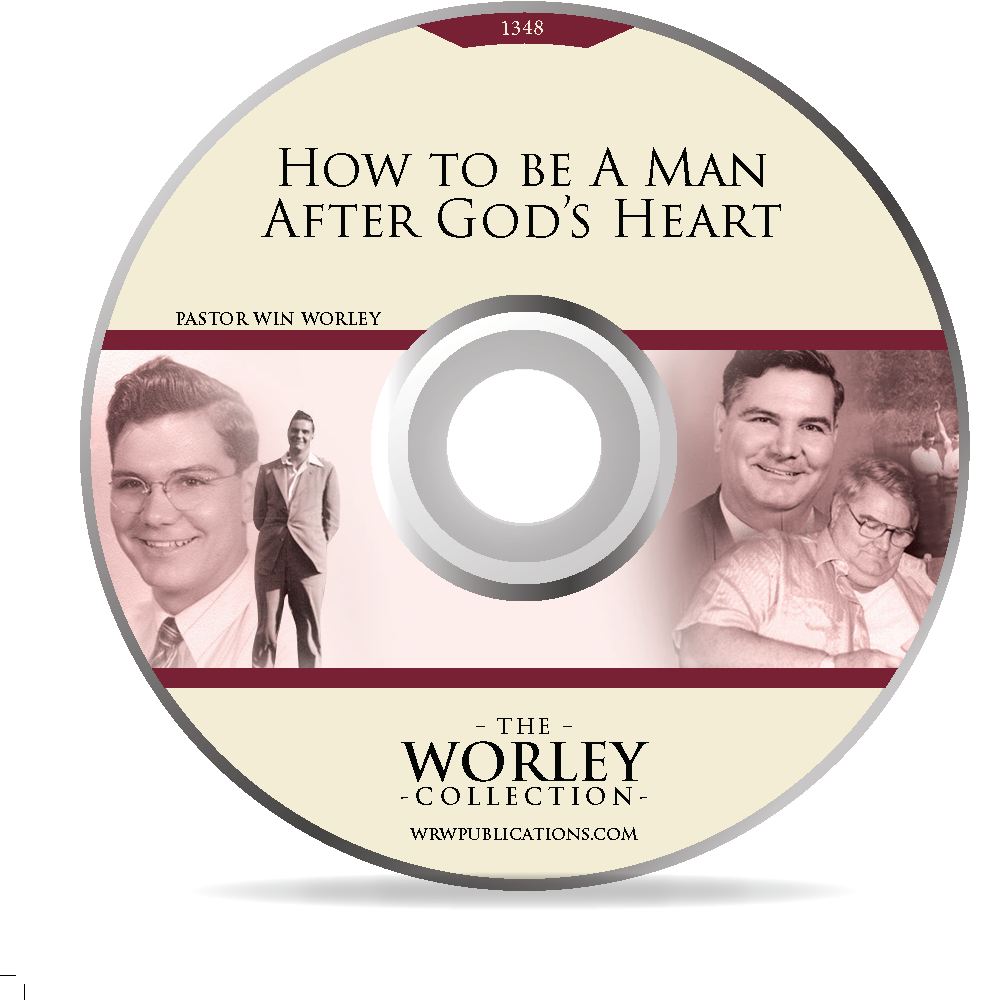 1348: How to be A Man After God's Heart
