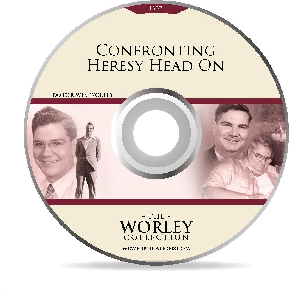 1357: Confronting Heresy Head On  (DVD)