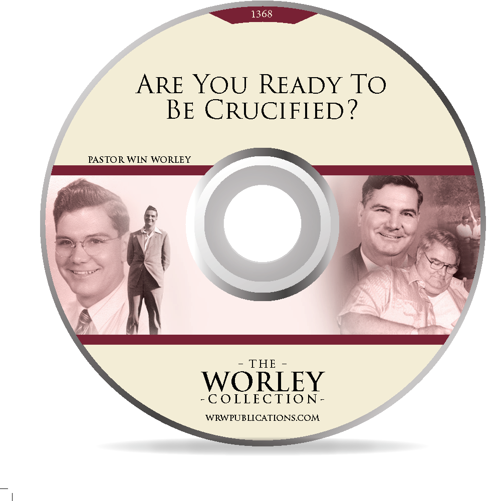 1368: Are You Ready To Be Crucified?  (DVD)