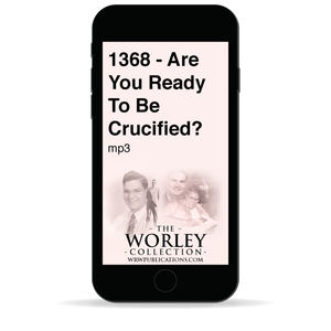 1368 - Are You Ready to Be Crucified