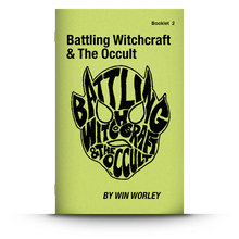 Load image into Gallery viewer, Booklet 2: Battling Witchcraft and the Occult