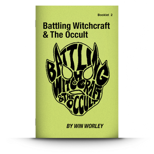 Booklet 2: Battling Witchcraft and the Occult