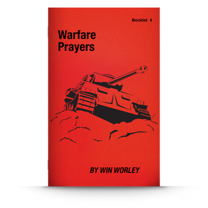 Booklet 4: Warfare Prayers