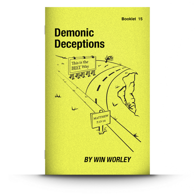 Booklet 15: Demonic Deception