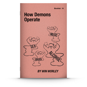 Booklet 16: How Demons Operate