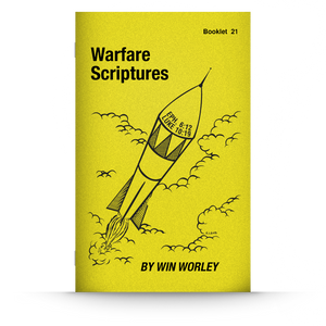 Booklet 21: Warfare Scriptures