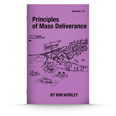 Booklet 27: Principles of Mass Deliverance