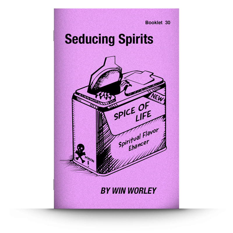 Booklet 30: Seducing Spirits
