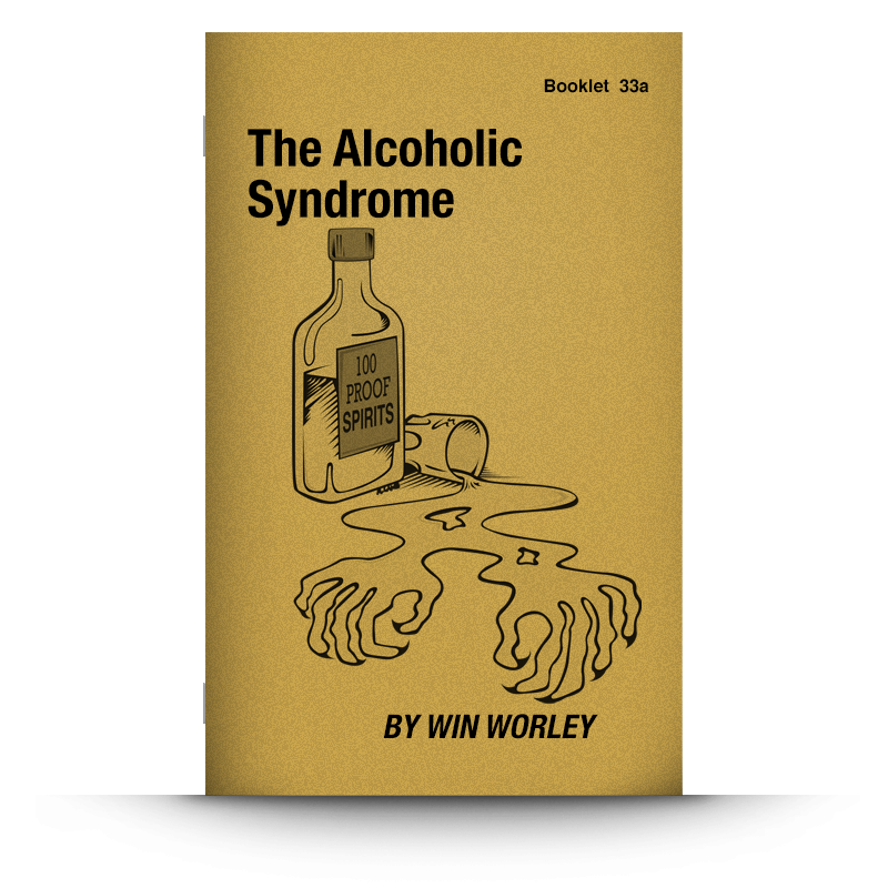 Booklet 33a: Alcoholic Syndrome - Vol 1