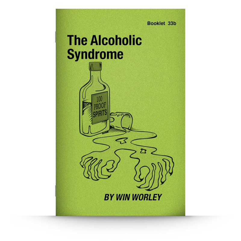 Booklet 33b: Alcoholic Syndrome - Vol 2