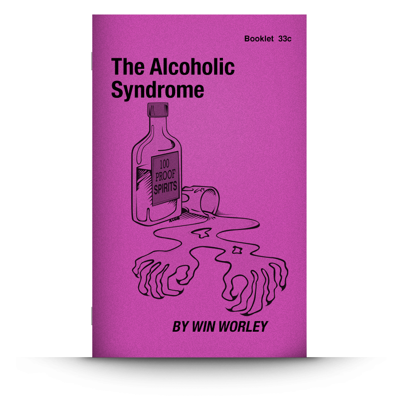 Booklet 33c: Alcoholic Syndrome - Vol 3