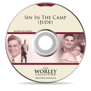 114: Sin In The Camp (Jude)