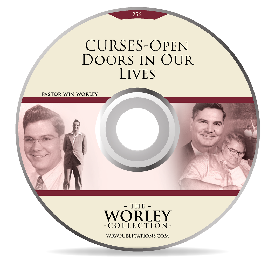 256: CURSES-Open Doors in Our Lives