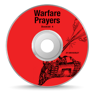 Warfare Prayers Audio Book - CD