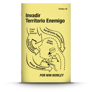 Folleto 6: Invadir Territorio Enemigo