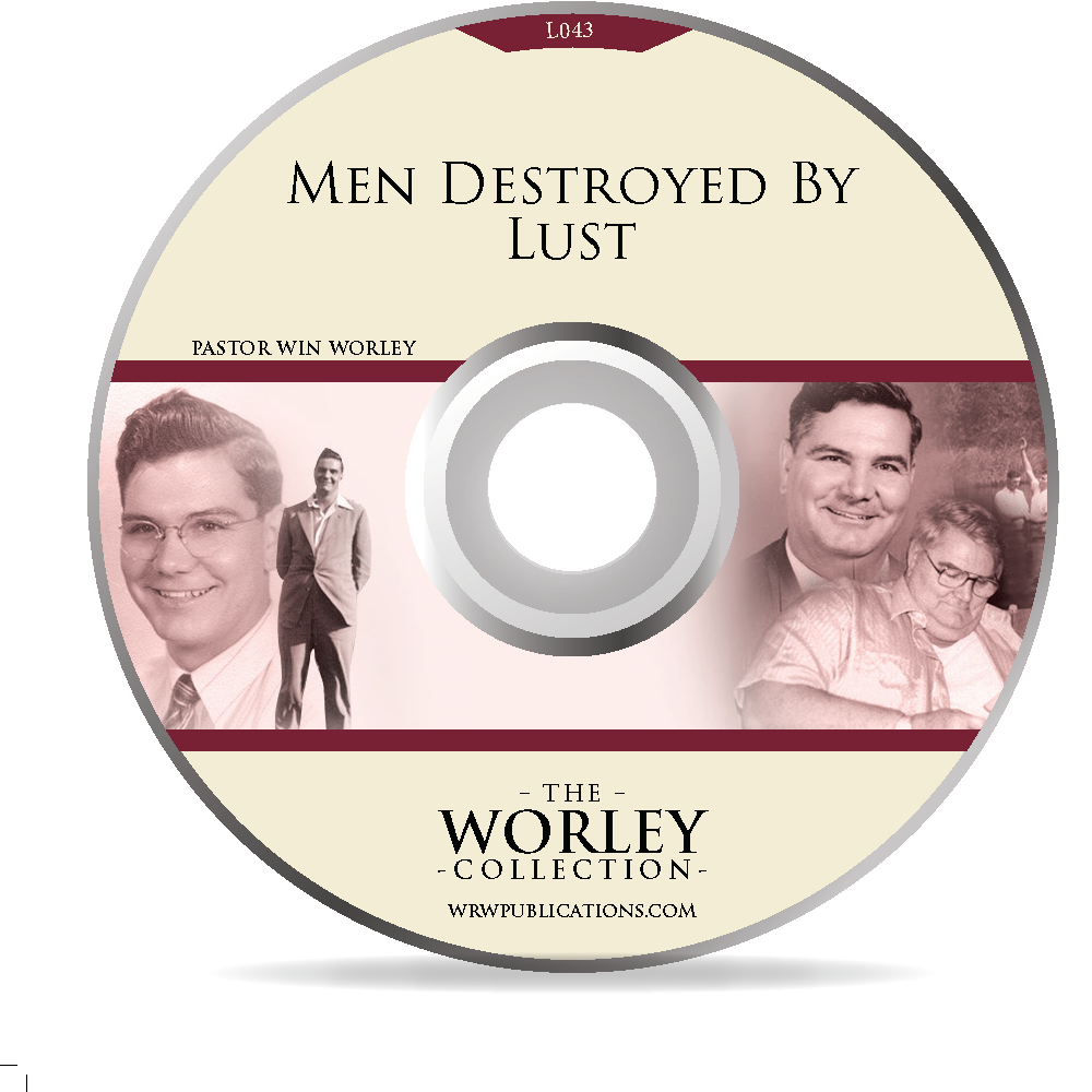 L043: Men Destroyed By Lust  (DVD)