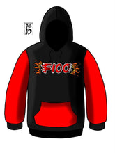 "Load image into Gallery viewer, Exclusive ""Firestorm"" Hoodie"