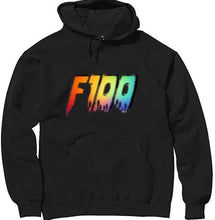 "Load image into Gallery viewer, Vibrant ""Drip"" Hoodie"
