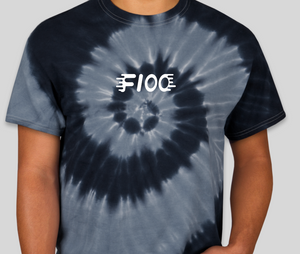 "Australia Exclusive ""Blue/Gray Tie Dye"""