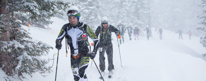 Power of Four Skimo Race