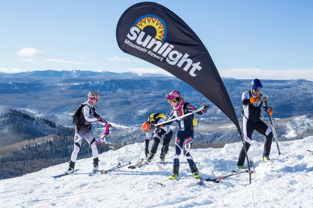 sunlight ski mountaineering Camp