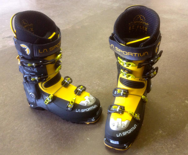 La Sportiva Spectre Ski Touring Boot Review