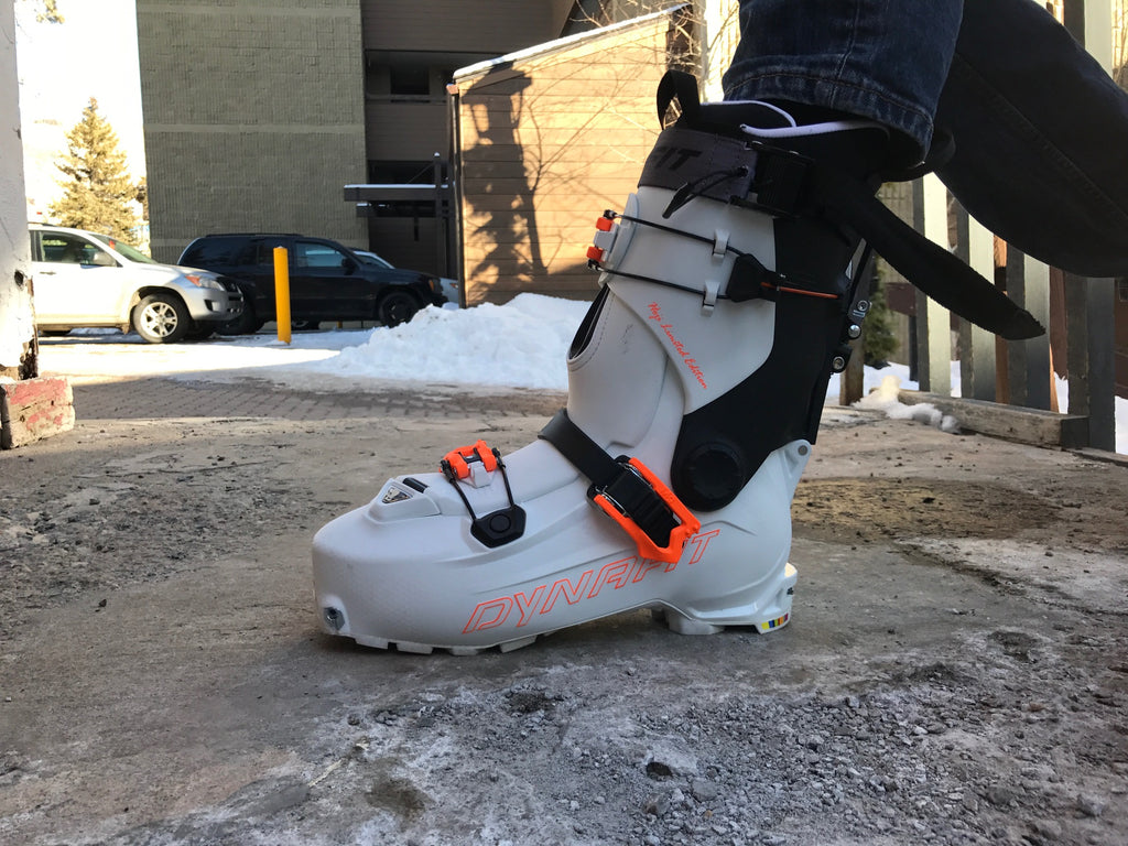 Hoji boot review range of motion