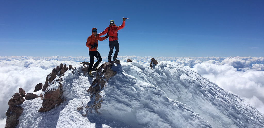 summit ski of mount shasta