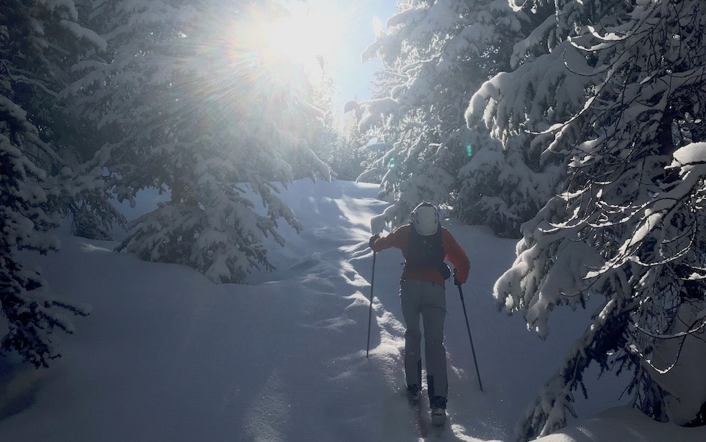 backcountry skiing colorado ski touring gear list