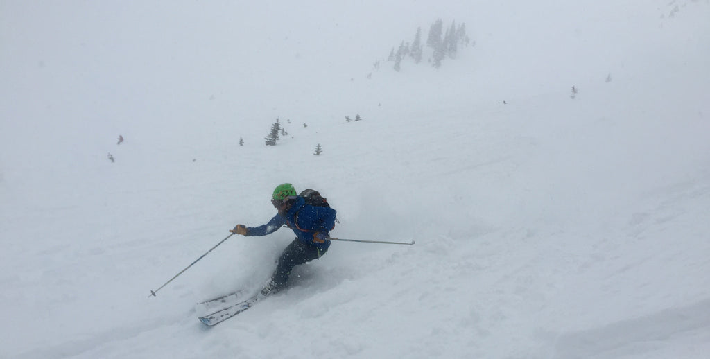 powder skiing salomon mtn Explore