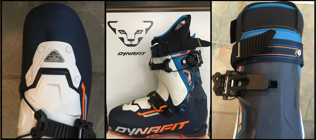 Dynafit TLT8 Expedition alpine touring ski boot