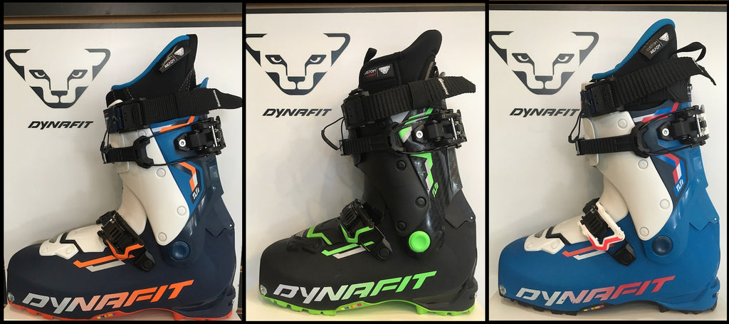 Dynafit TLT8 alpine touring ski boot carbonio expedition